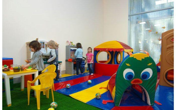 Детский развлекательный центр «Зебрик»